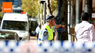 Police Clear Parramatta After Suspicious Package Found - Video