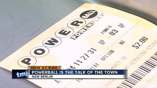 Search continues for Powerball winner