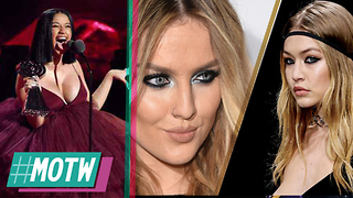Perrie Edwards RESPONDS To Gigi Zayn breakup, Cardi B's Baby Due Date! | MOTW - Video