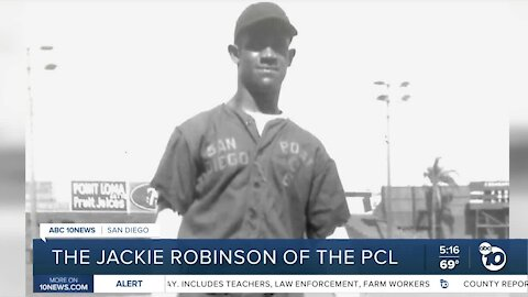 The Jackie Robinson of the Pacific Coast League