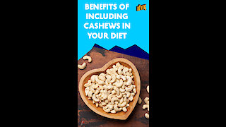 Top 4 Reasons To Include Cashews In Your Diet *