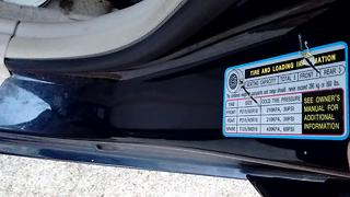Tires low on air? Here's how much you should put in - Video