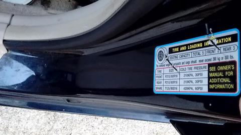 Tires low on air? Here's how much you should put in