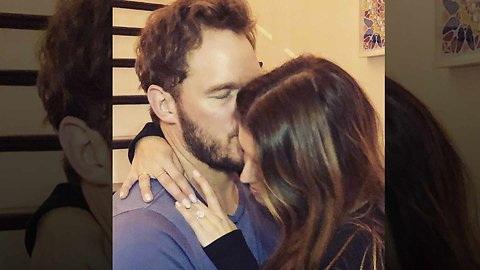 Chris Pratt and Katherine Schwarzenegger Are Engaged!