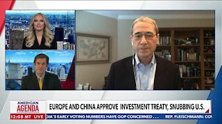 Europe and China Approve Investment Treaty, Snubbing U.S