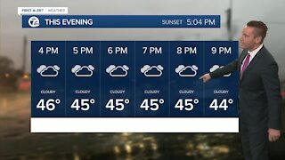 Metro Detroit Forecast: Cloudy, but drying out for Thanksgiving Day