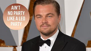 Everything that happened at Leo Dicaprio's charity gala - Video
