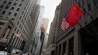 US Resumes Trade Talks With China Wednesday