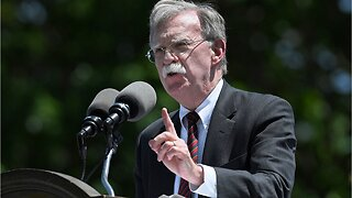 Bolton claims naval mines belonging to Iran behind UAE tanker attacks
