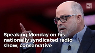 Mark Levin On Missing FBI Texts This Is Worse Than Nixon - Video