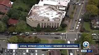 Local woman loses family member in Pittsburgh shooting - Video