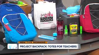 Project Backpack - Video
