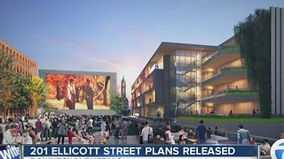 Plans for new 18-story skyscraper in Buffalo - Video