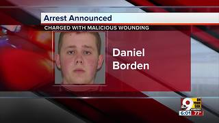 PD: Ex-Mason student charged in Virginia attack - Video