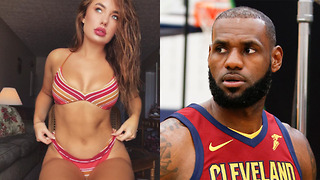 LeBron James Goes Missing After Instagram Model Accuses Him of Sliding into Her DMs - Video