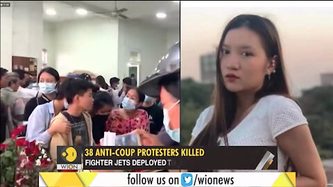 Bloodiest Thursday for the Myanmar Protests 04-Mar-2021