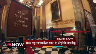State lawmakers react to shooting of congressman in Washington DC - Video