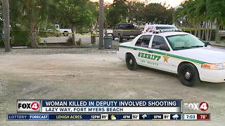 Officer involved shooting in Fort Myers Beach - 7am live update - Video