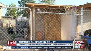 Torture suspect appeared in court - Video