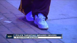 Extra officers on OWI patrol Thanksgiving weekend - Video