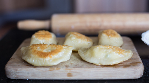 How to make popper pierogies at home