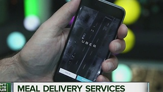 Meal delivery services tested - Video