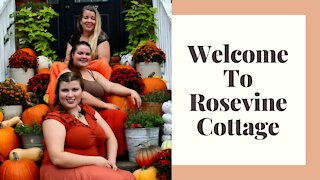 Welcome To Rosevine Cottage