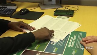 The Better Business Bureau warns about danger of unfinished taxes