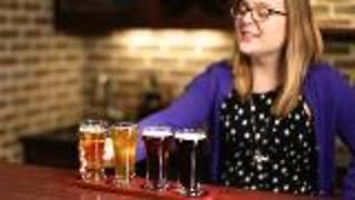 Sampling Through Beer Flights - Video