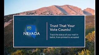 Election 2020: Track your ballot in Nevada