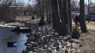 Father finds some closure, more grief after body pulled from river - Video