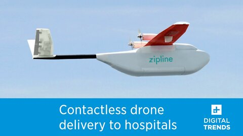 Drones are delivering medical supplies and PPE in North Carolina.