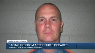 After 32 years, Rick 'White Boy Rick' Wershe to be released from incarceration