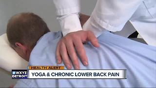 Can yoga help chronic lower back pain? - Video