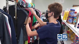 Your Valley Toyota Dealers are Helping Kids Go Places: Red Mountain High School Care Closet