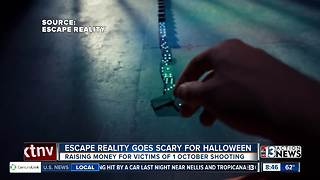 Escape Reality raising money for 1 October victims - Video