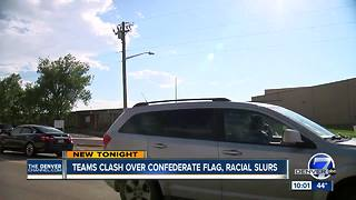 DPS responds to alleged racial slurs at football game - Video