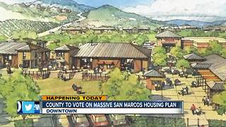 Solar-powered community plan in San Marcos being discussed