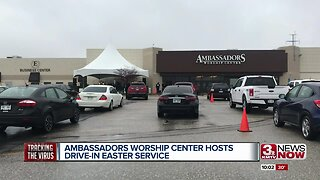 Drive-In Easter Service