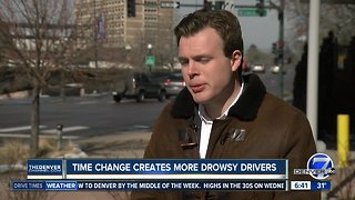 Time change creates more drowsy drivers