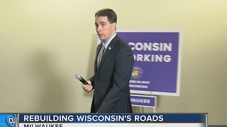 Gov. Walker brings Listening Tour to Milwaukee - Video