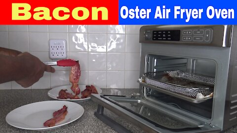 Bacon, Air Fryer Review