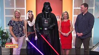 The Morning Blend and Star Wars join forces to talk about MegaCon - Video