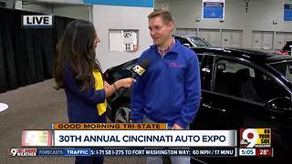 Four great cars to check out at the Cincinnati Auto Expo - Video