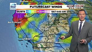 13 First Alert Las Vegas Weather April 4 Morning - Video