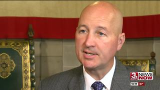 1-on-1 with Gov. Pete Ricketts - Video