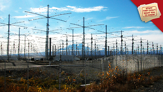 Stuff They Don't Want You to Know: What the hell is HAARP actually doing? - Video