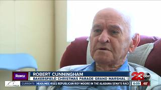 Last Pearl Harbor Survivor in Kern County to Serve as Grand Marshal at Parade - Video