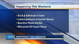 Events in Milwaukee this weekend - Video