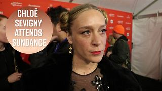 Chloë Sevigny stayed at a murderer's home for a role - Video